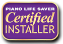 MA piano tuning - Dampp-Chaser Piano Life Saver Certified Installer