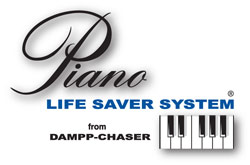 Massachusetts piano tuning - Piano Life Saver System® from Dampp-Chaser