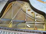 Boston piano restoration - Current Commissions
